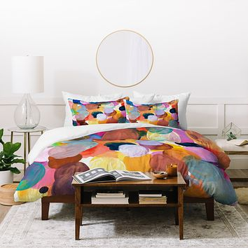 Kent Youngstrom pallet Duvet Cover