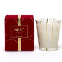 NEST Fragrances NEST01-HL Holiday Scented Classic Candle,8.1 Oz., 230g
