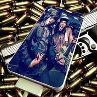 Kellin Quinn and Vic Fuentes for iPhone 4/4s/5/5s/5c/6/6 Plus Case, Samsung Galaxy S3/S4/S5/Note 3/4 Case, iPod 4/5 Case, HtC One M7 M8 and Nexus Case ***