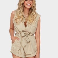The Desert Romper 828570350468 | Billabong