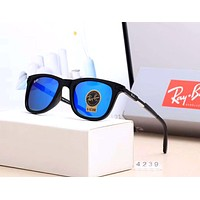RayBan Tide brand men and women driving polarized color film sunglasses #6