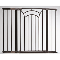 Safety 1st Decor Easy Install 36 in. Tall and Wide Gate - GA107DEC1
