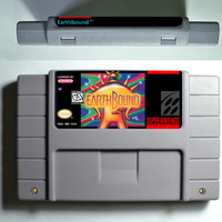 RPG Game Battery Save - Earthbound