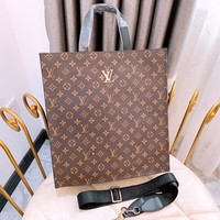 LV Louis Vuitton Hot Sale Women Shopping Bag Leather Handbag Satchel Crossbody Shoulder Bag