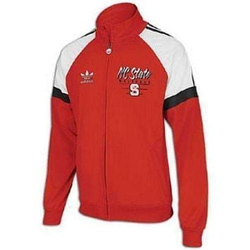 NC State Wolfpack track jacket XL Adidas NWT new ACC North Carolina St Pack New with Tags