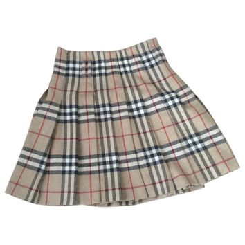 Pleated skirt BURBERRY Other