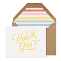 Happy Thank You Card