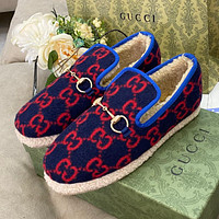 Gucci wool shoes