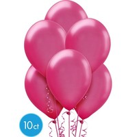 Pink Pearl Balloons 10ct