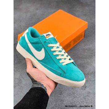 Nike W Blazer Mid Vintage Suede Leisure sports shoes