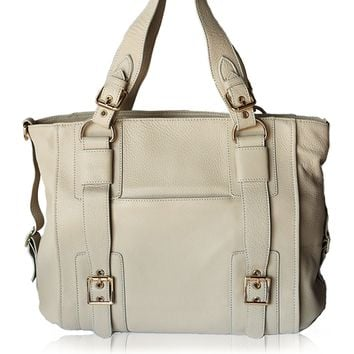 Valencia Convertible Backpack - Stone