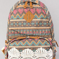 The Baja Backpack in Gray