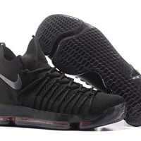 Nike Mens Kevin Durant 9 Elite Black Basketball Shoe US7-12