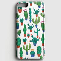 New Cactus Pattern iPhone 6 Plus/6S Plus Case | casescraft