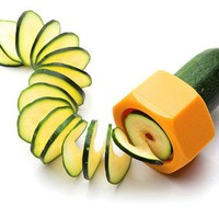 Cucumber Courgette Vegetable Peeler ABS  Cooking Gadgets Kitchen Tools