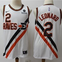 LA Clippers Kawhi Leonard Buffalo Braves Swingman Jersey