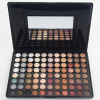 88 Colors SERSEUL Fashionable Cosmetic Eyeshadow Palette
