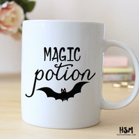 Magic Potion Halloween Mug