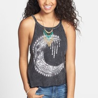 Project Social T Moon Graphic Tank (Juniors)