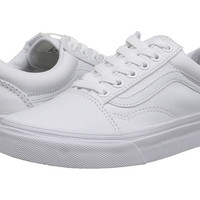 Vans Old Skool™ Core Classics True White - Zappos.com Free Shipping BOTH Ways