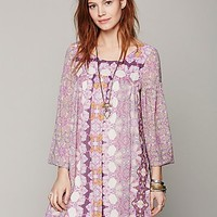 Free People Womens Late Summer Love Dress -