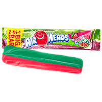 AirHeads Big Bar Taffy Candy - Strawberry and Watermelon: 24-Piece Box