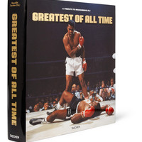 TaschenGreatest of All Time: A Tribute to Muhammad Ali Hardcover Book MR PORTER