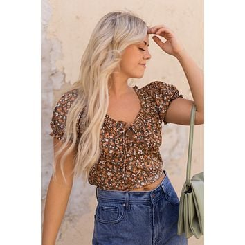 Day Of Beauty Crop Top