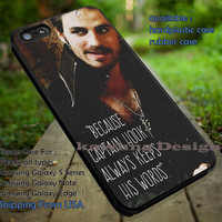 Quote | Captain Hook | Once Upon a Time iPhone 6s 6 6s+ 6plus Cases Samsung Galaxy s5 s6 Edge+ NOTE 5 4 3 #movie #cartoon #disney #animated #onceuponatime ii