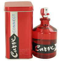 Curve Connect Eau De Cologne Spray By Liz Claiborne For Men