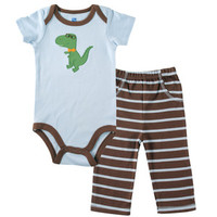 Hudson Baby Boys Bodysuit & Pant | Affordable Infant Clothing