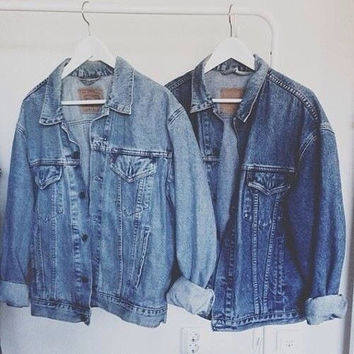 Vintage Denim Jacket!