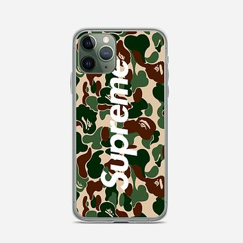 Bape Collaboration iPhone 11 Pro Max Case