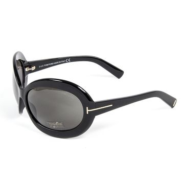 Tom Ford Womens Sunglasses EDIE FT0428 68 01A