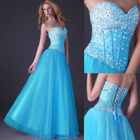 Cheap Dress Prom Gowns Quinceaner Dresses Long by echeapdresses