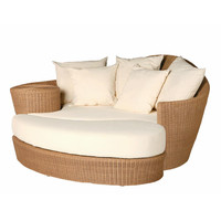 Dune Daybed And Ottoman