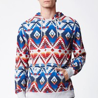 Rhodes Hooded Long Sleeve Shirt