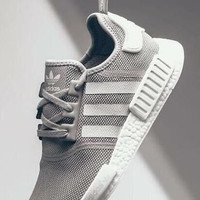 SUMMER11 ADIDAS Women Running Sport Casual Shoes Sneakers Grey