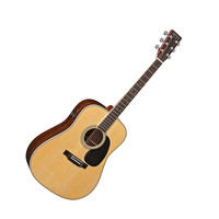 Martin D35E Retro Series Dreadnought Acoustic Electric Guitar with Case at Hello Music
