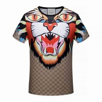Gucci men and women T-Shirt