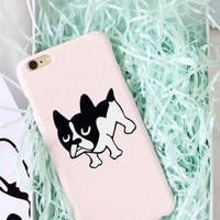 French Bulldog iPhone Case / iPhone 5 / 5s case / iPhone 6 / 6s case