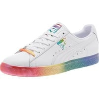 Puma CLYDE PRIDE Sneakers Unisex Fashion shoes 365742-01