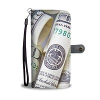 Rolled Money Wallet Phone Case