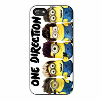 Despicable Me One Direction iPhone 5s Case