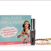 Love, Luck & Long Lashes!