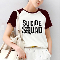 Suicide Squad Super Hero Harley Quinn T-Shirts (10 Styles)