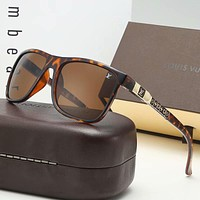 Louis Vuitton LV Casual Popular Summer Sun Shades Eyeglasses Glasses Sunglasses