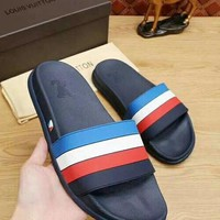 Louis Vuitton Lv Flip Flop Sandal Men Slipper 5