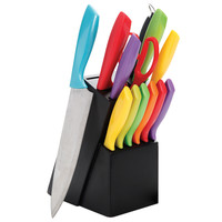 Gibson Home Color Vibes 14 Piece SS Cutlery