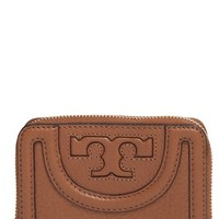Tory Burch 'Serif T' Leather Coin Case | Nordstrom